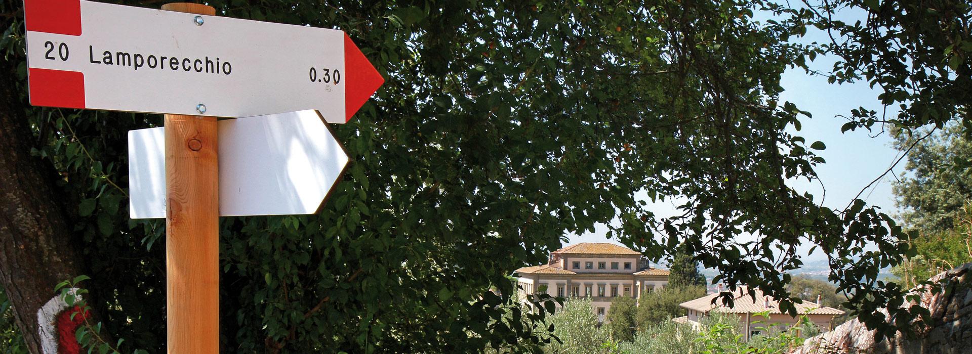 Benvenuti a Lamporecchio