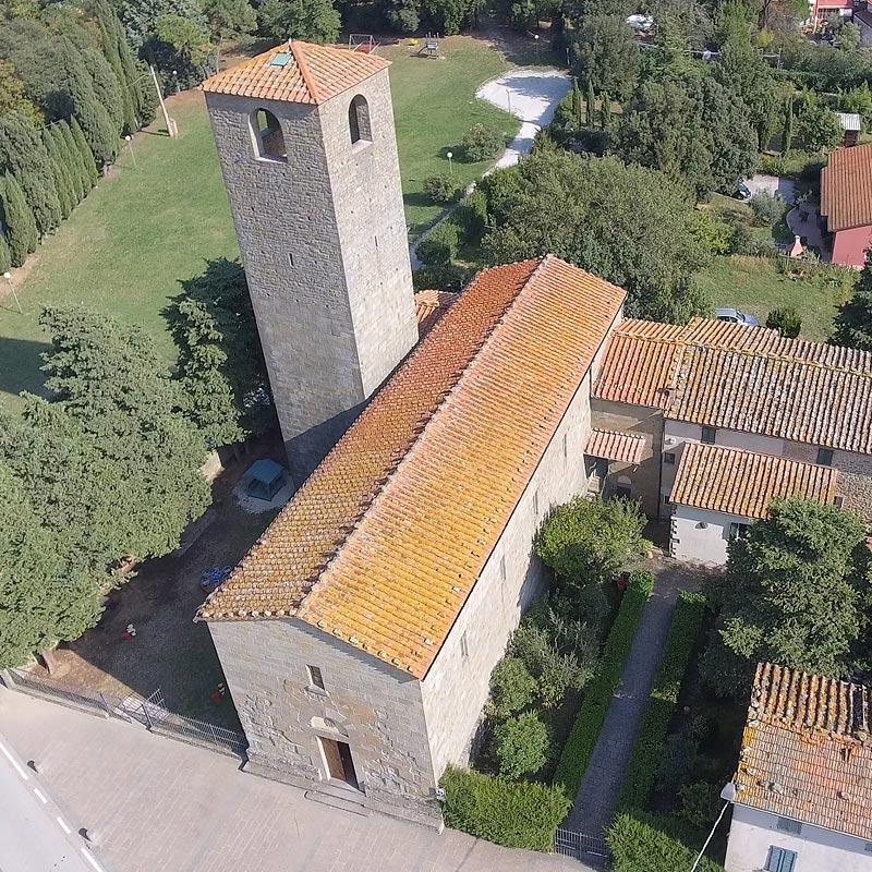 Chiesa dei Santi Desiderio e Baronto