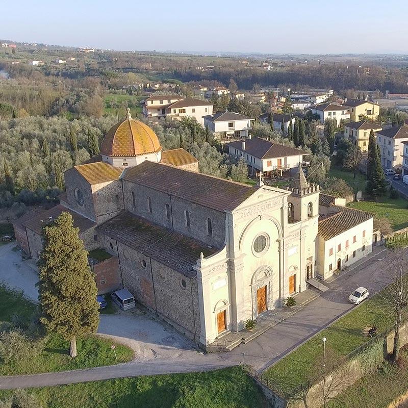 Chiesa di Santo Stefano lamporecchio