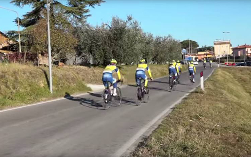 Mastromarco sede università del ciclismoToscana