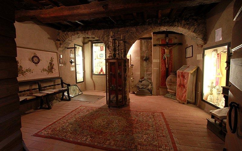 Museo di Arte Sacra cripta