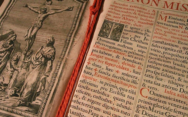 Museo di Arte Sacra manoscritti