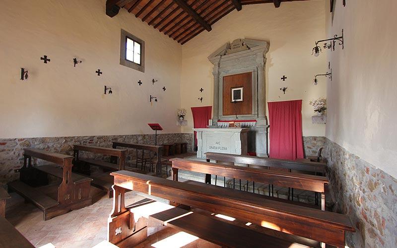 Oratorio della Madonna delle Grazie XVII-secolo