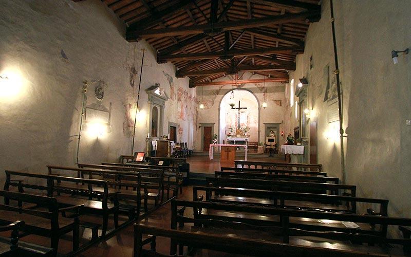 Orbignano-chiesa-XIII-secolo Pistoia