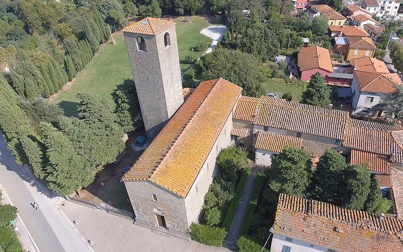 San Baronto Montalbano