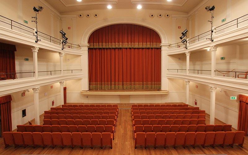 Teatro Comunale Lamporecchio centro vita culturale