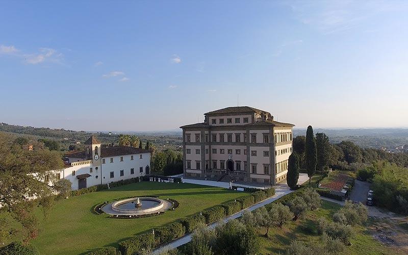 Villa Rospigliosi Lamporecchio Bernini