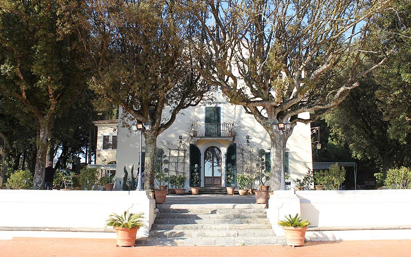 Villa del Parco Arturo Torrigiani