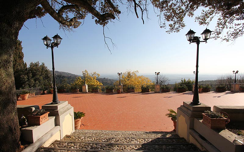Villa del Parco terrazza