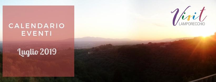 I Rodigini Calendario.Calendario Eventi Luglio 2019 Visitlamporecchio