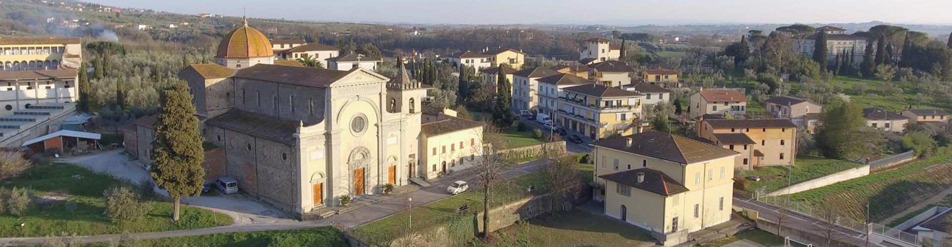 Chiesa di Santo Stefano lamporecchio rinascimento