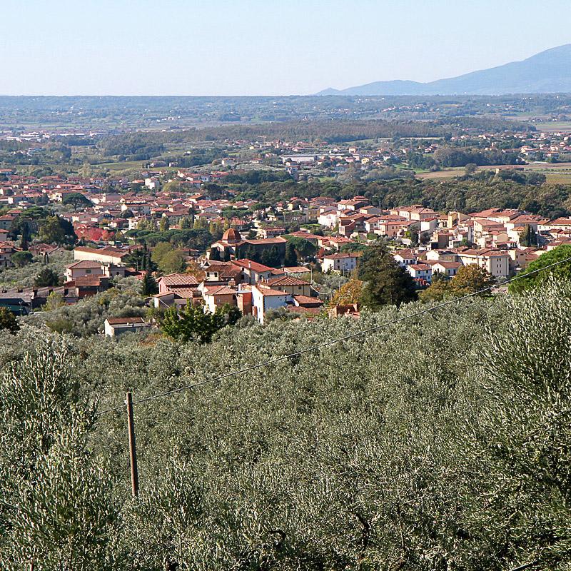 Lamporecchio-Toscana-Montalbano
