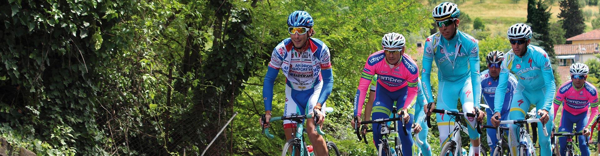 Lamporecchio-land of cycling