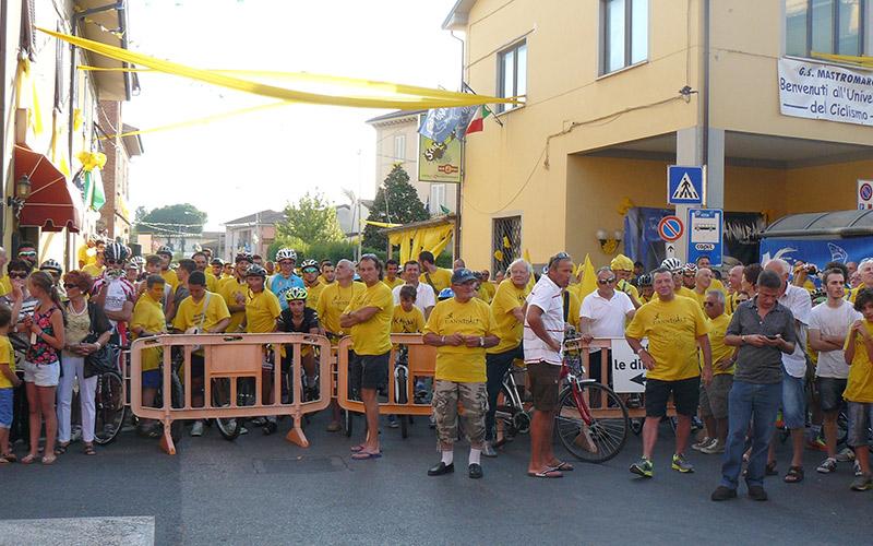 Mastromarco sede università del ciclismo Toscana