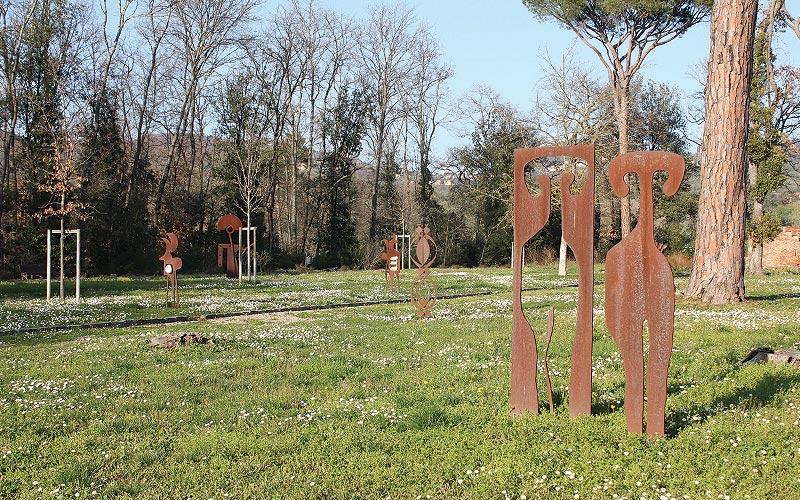 Parco Storico I Giardinetti Lamporecchio prato
