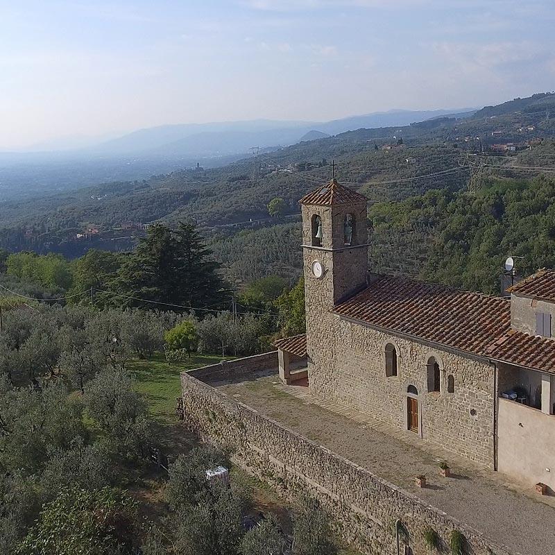 Porciano Borgo medioevale