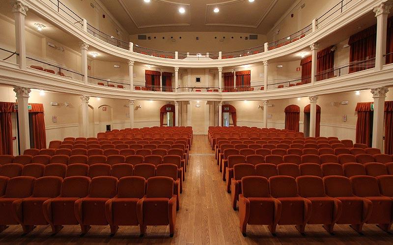 Teatro Comunale Lamporecchio Platea